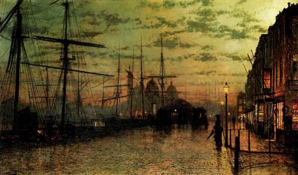 Humber Docks Hull
